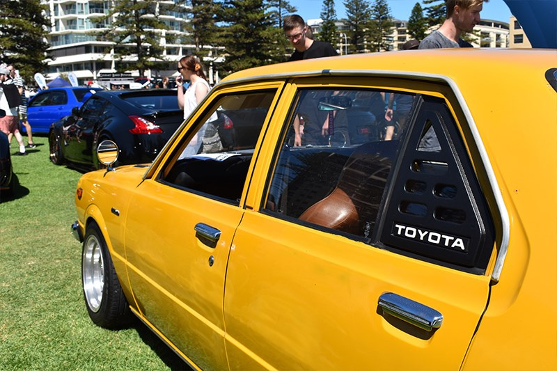 All Japan Day Toyota Corolla