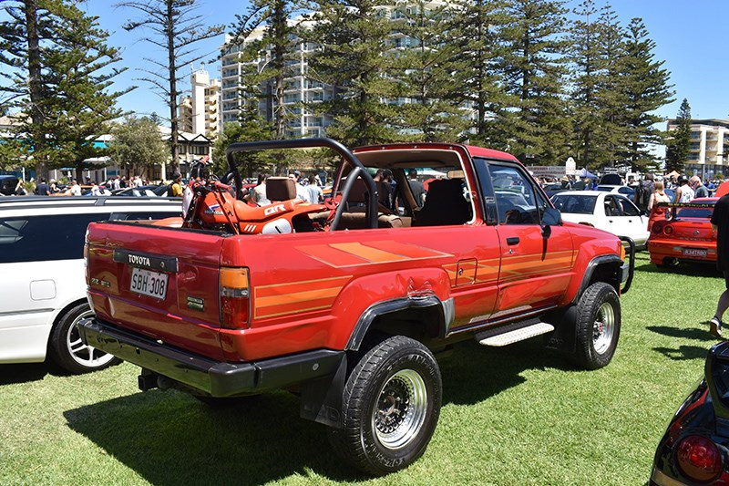 All Japan Day Toyota Hilux Surf