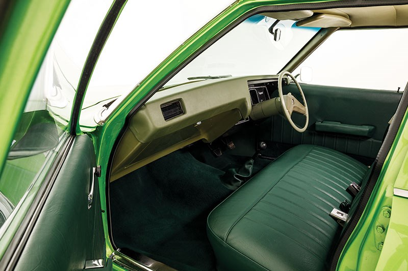 holden hq interior 2