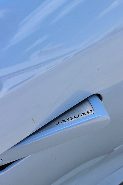 jaguar f type svr door handle