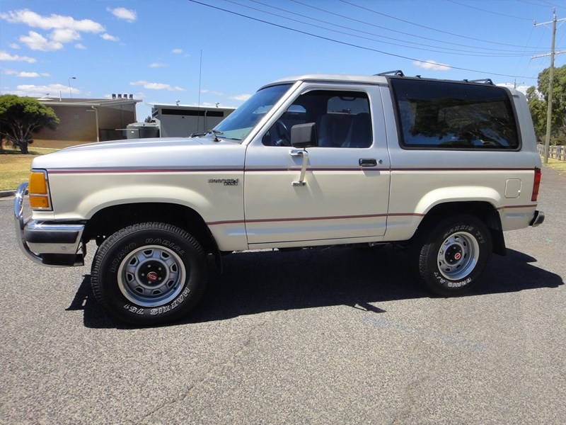 Ford Bronco II Tempter
