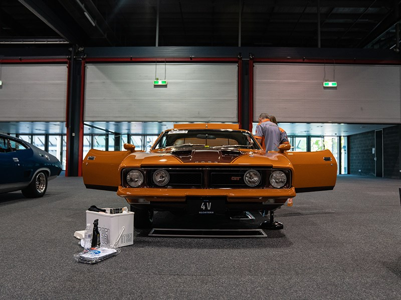 GT NATS XB GT Orange