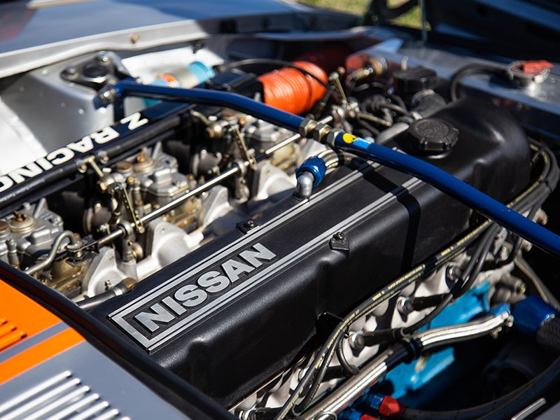 NDSOC gallery 240Z race engine