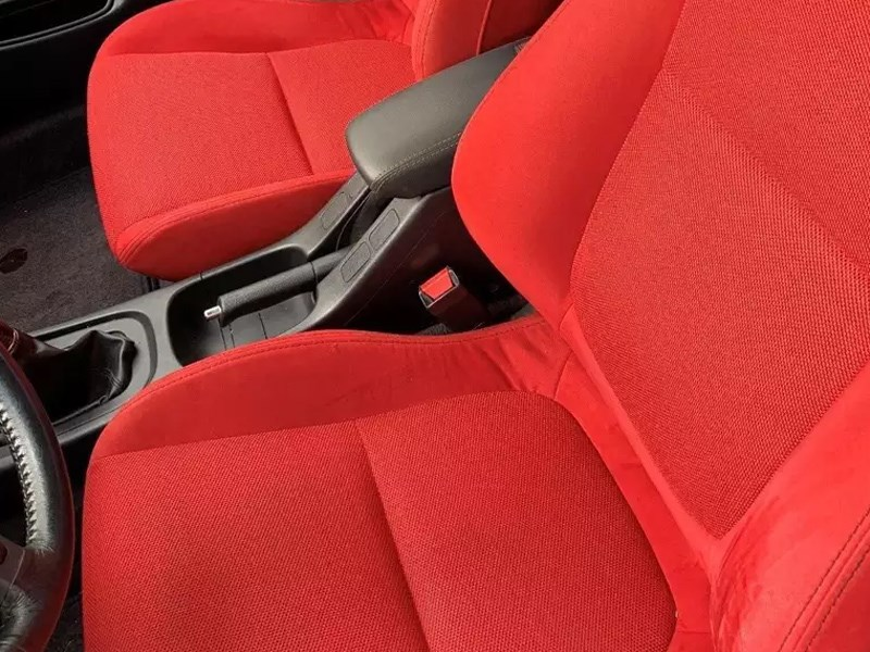 Time Capsule Type R red seats