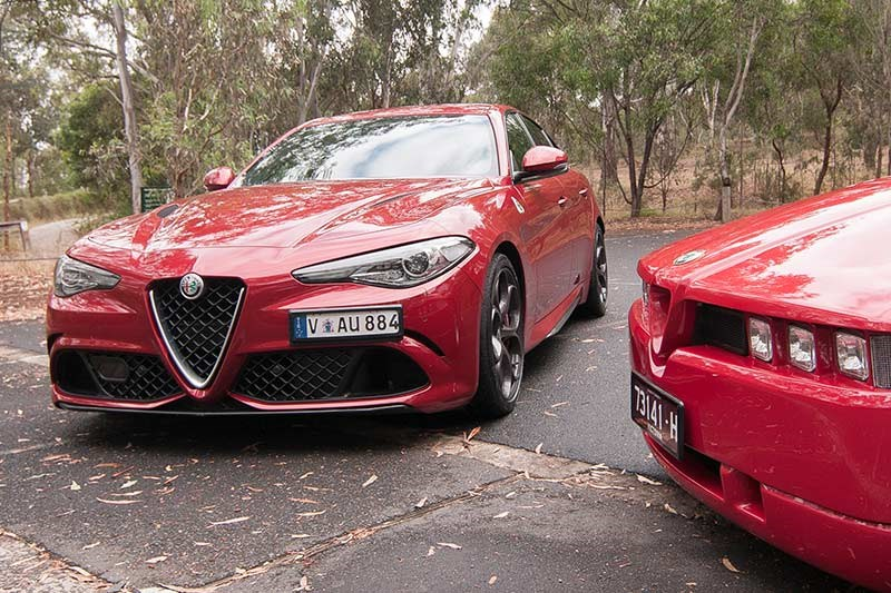 alfa romeo giulia and sz 3