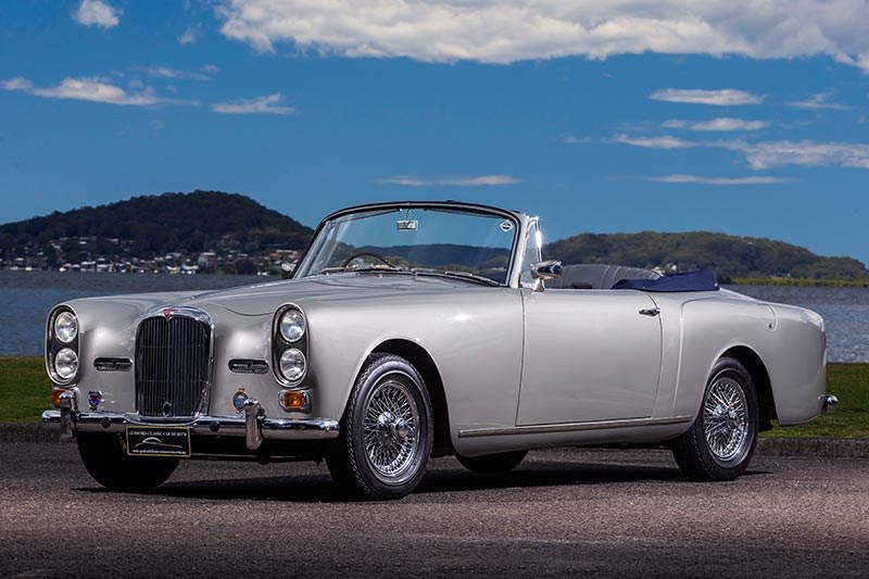 alvis drophead coupe 7