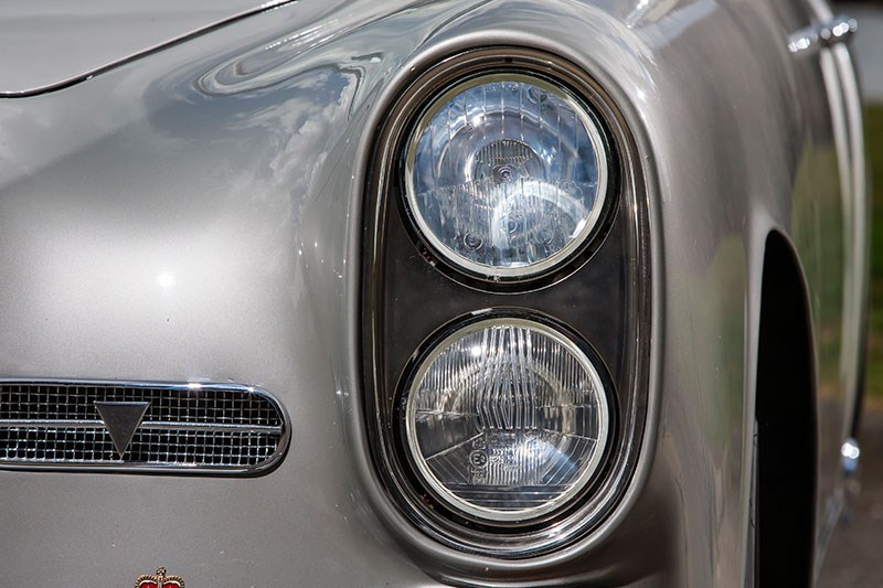 alvis drophead coupe headlight