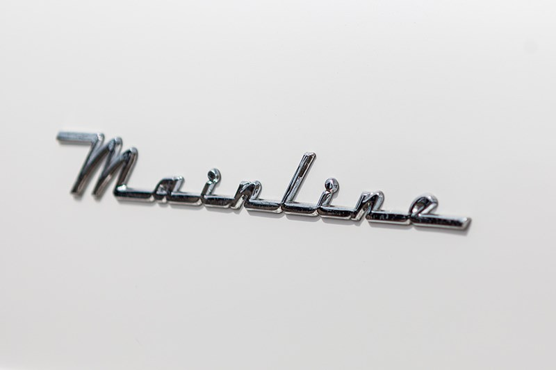 ford mainline ute badge