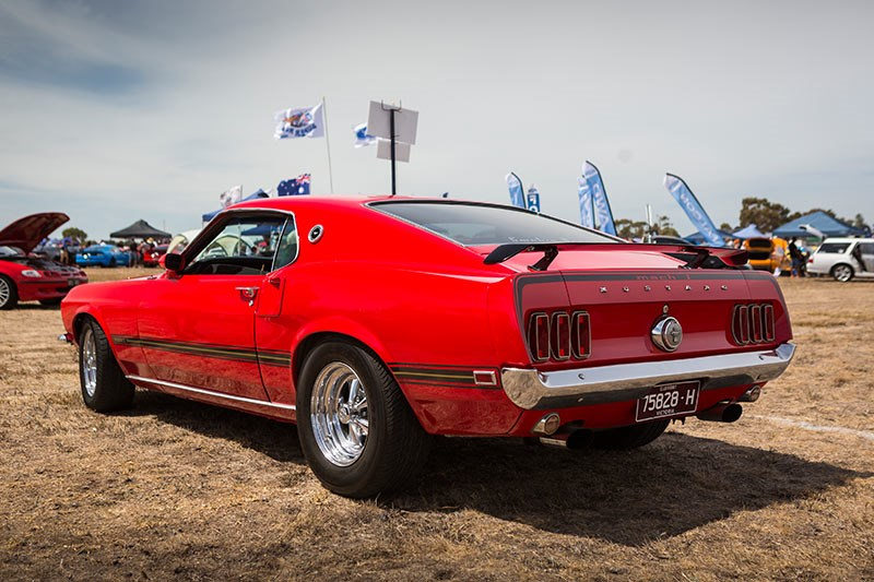 ford mustang mach 1 2