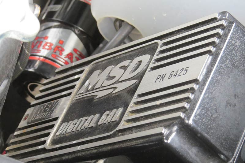ford mustang mach 1 engine
