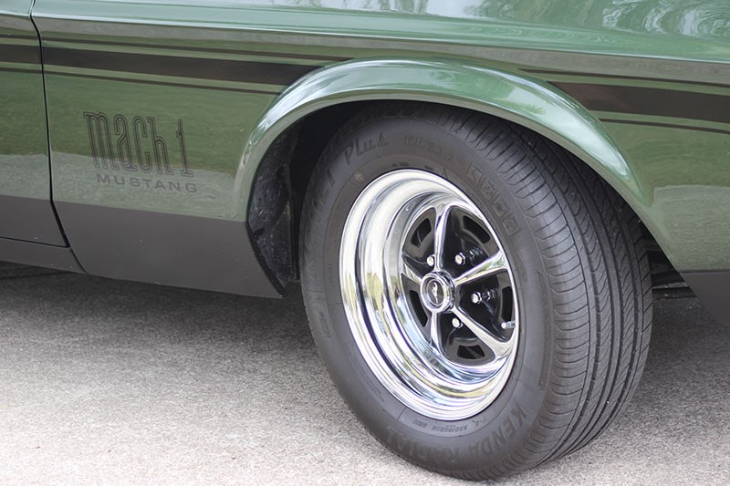 ford mustang mach 1 wheel 3