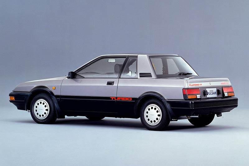 nissan pulsar turbo