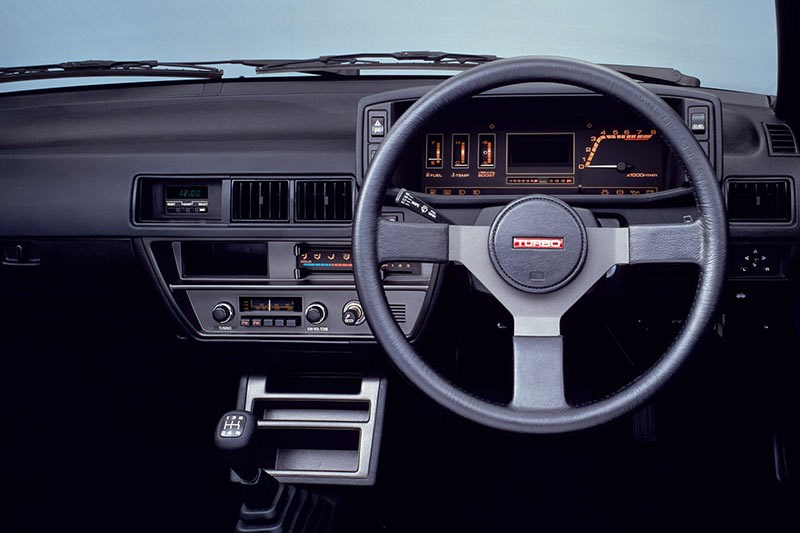nissan turbo dash