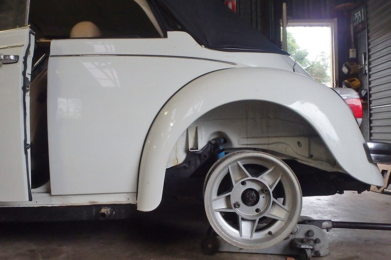 vw beetle build 1