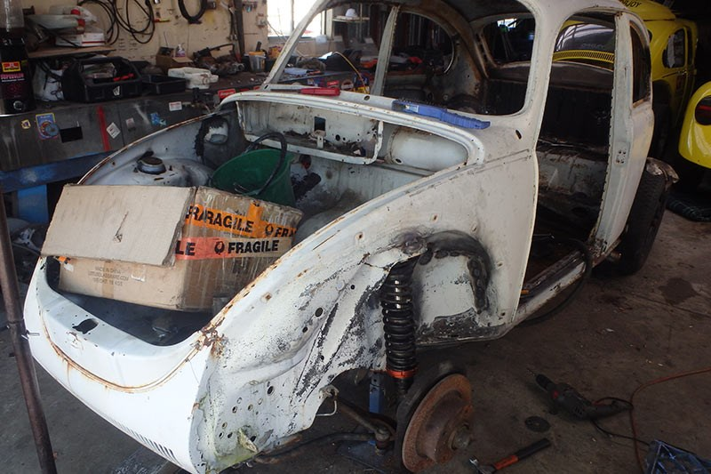 vw beetle build 8