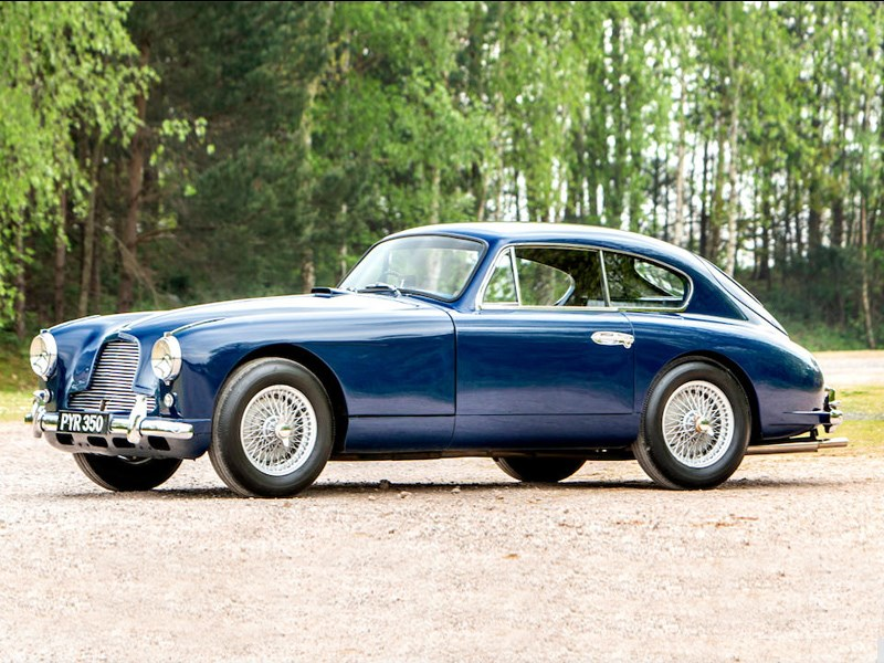 Bonhams Aston Martin sale DB24