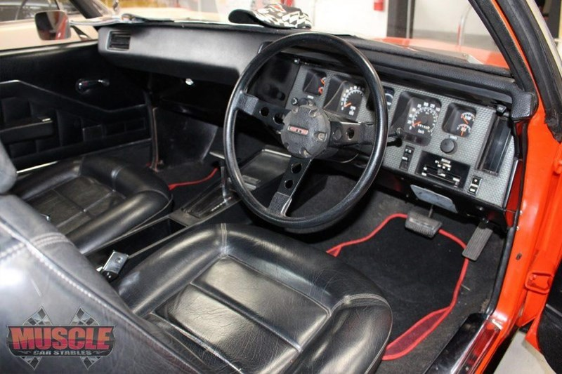 HQ GTS350 cover car for sale interior