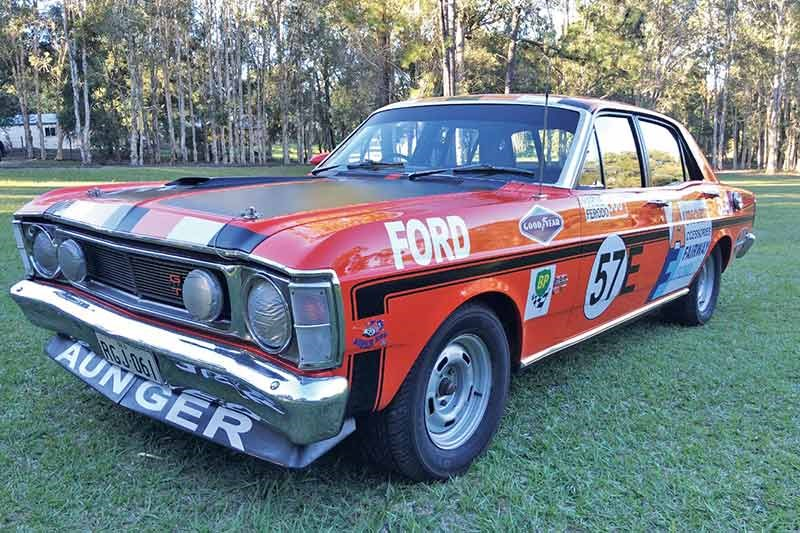 ford falcon xw phase ii 3