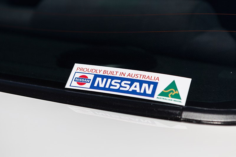 nissan skyline sticker