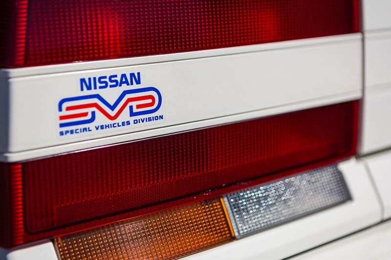 nissan skyline tail light
