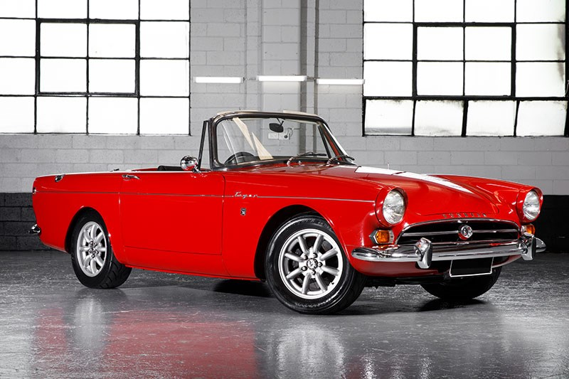sunbeam tiger 1