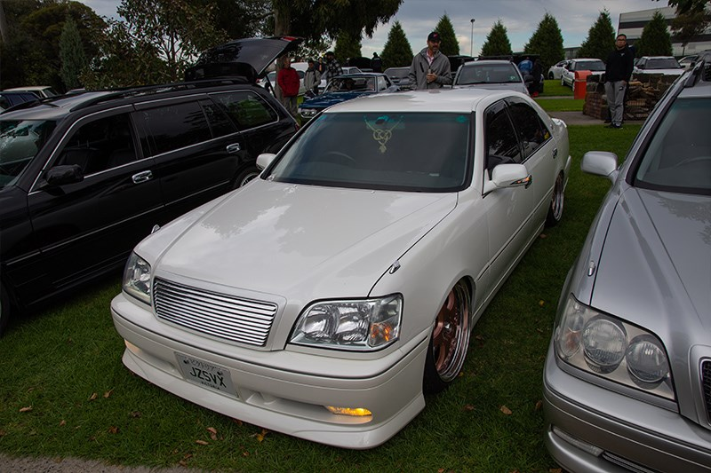 Toyota Winterfest Crown sedan vip