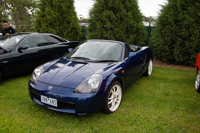 Toyota Winterfest MR2 last