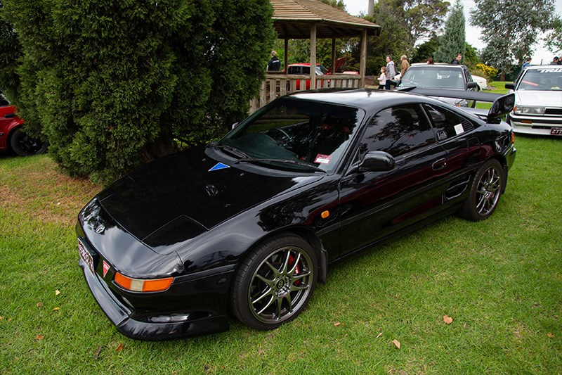 Toyota Winterfest MR2 SW20