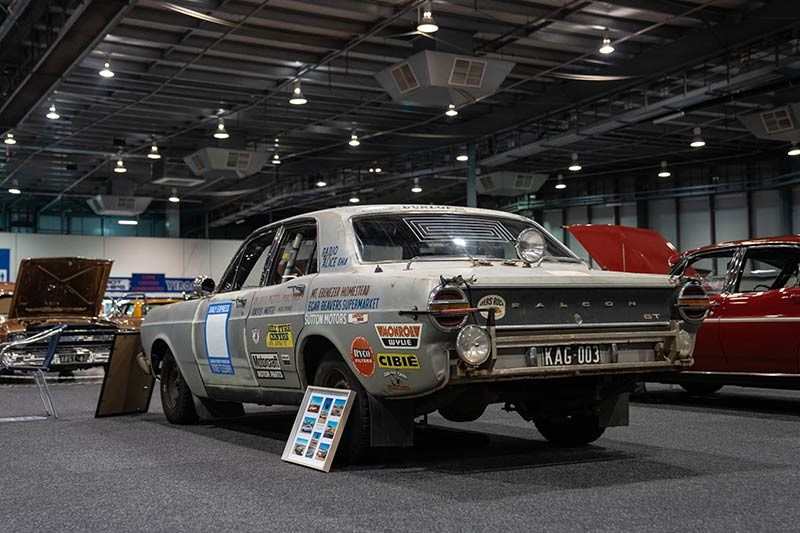 ford falcon gt nationals 68