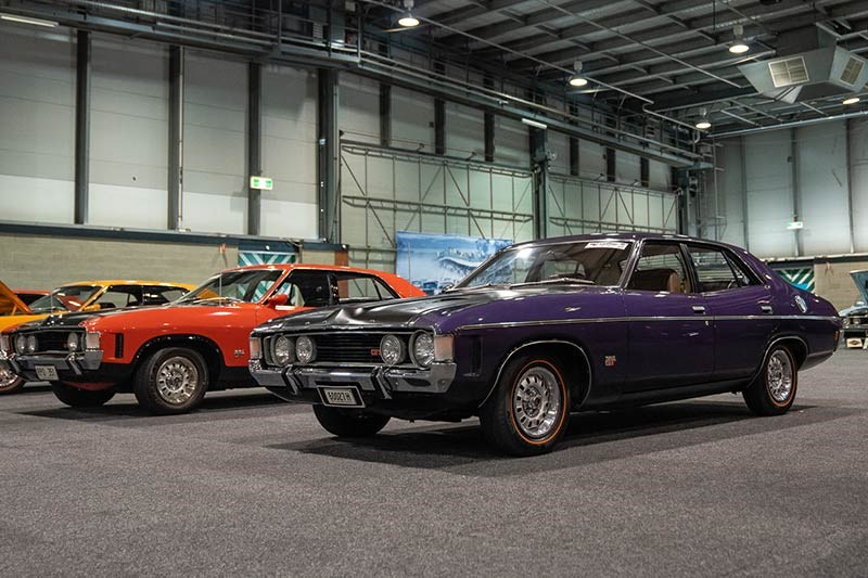 ford falcon gt nationals 72