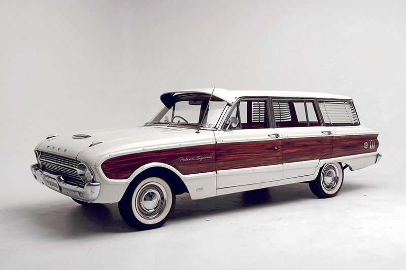 ford squire wagon