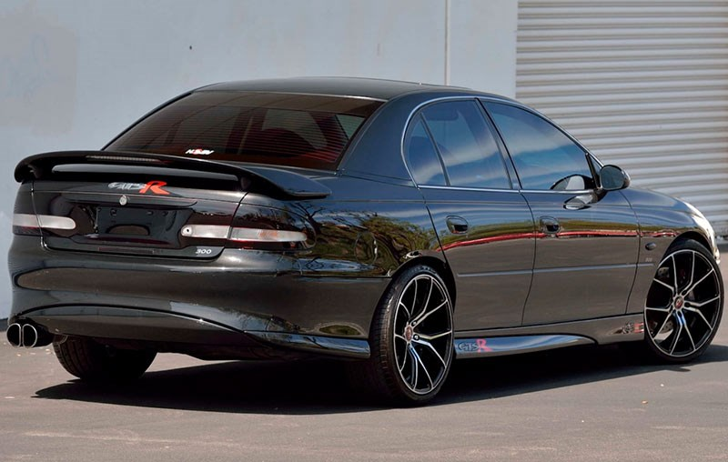HSV VTII GTS-R sells for half its estimate at Mecum auction
