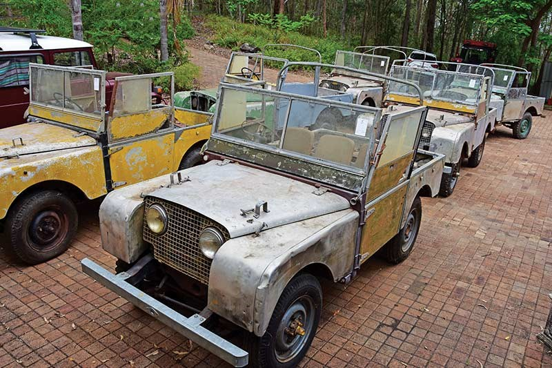 land rover collection 2