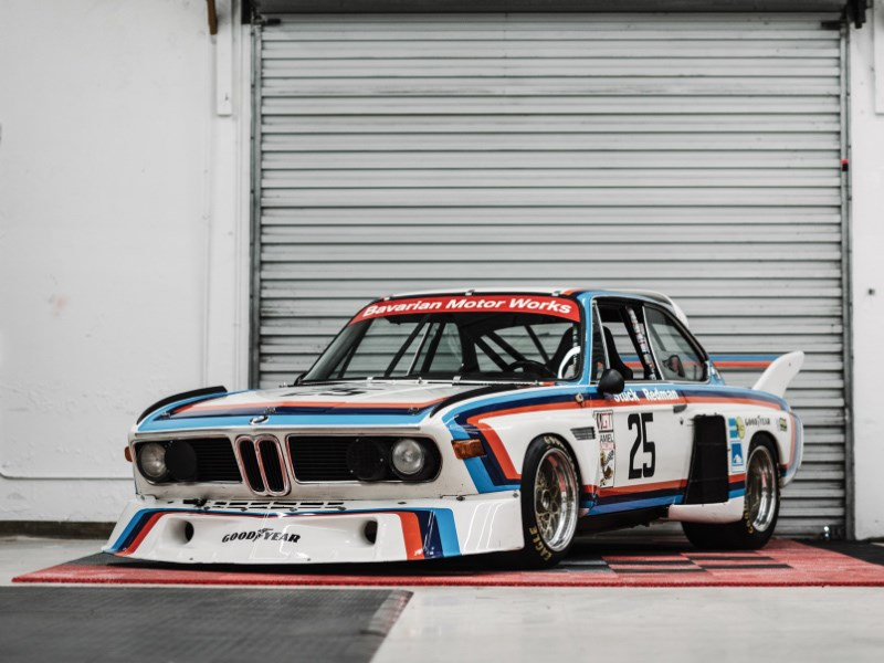 BMW Motorsport collection E9 35 csl