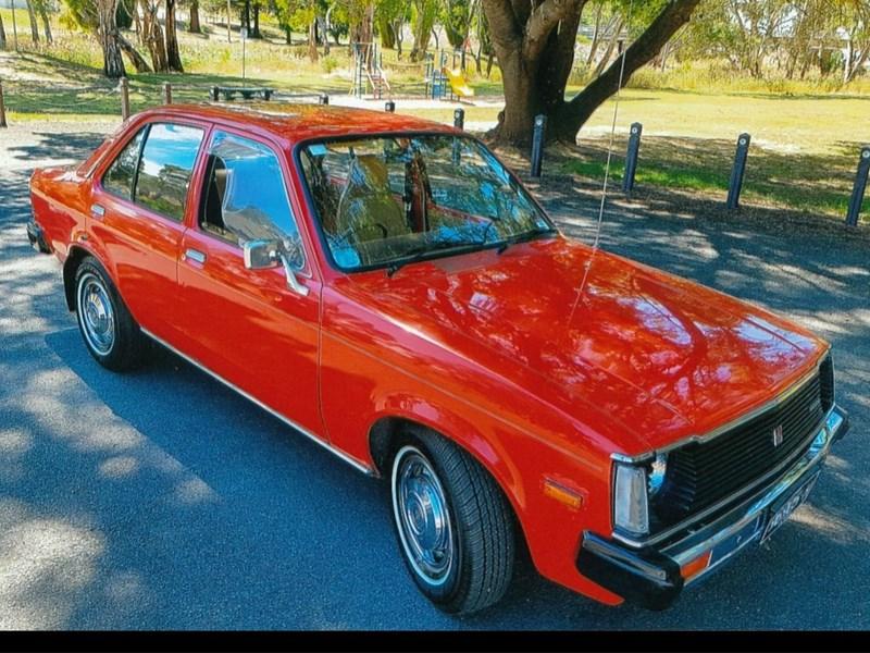 1980 Holden Gemini Te  U2013 Today U2019s Tempter