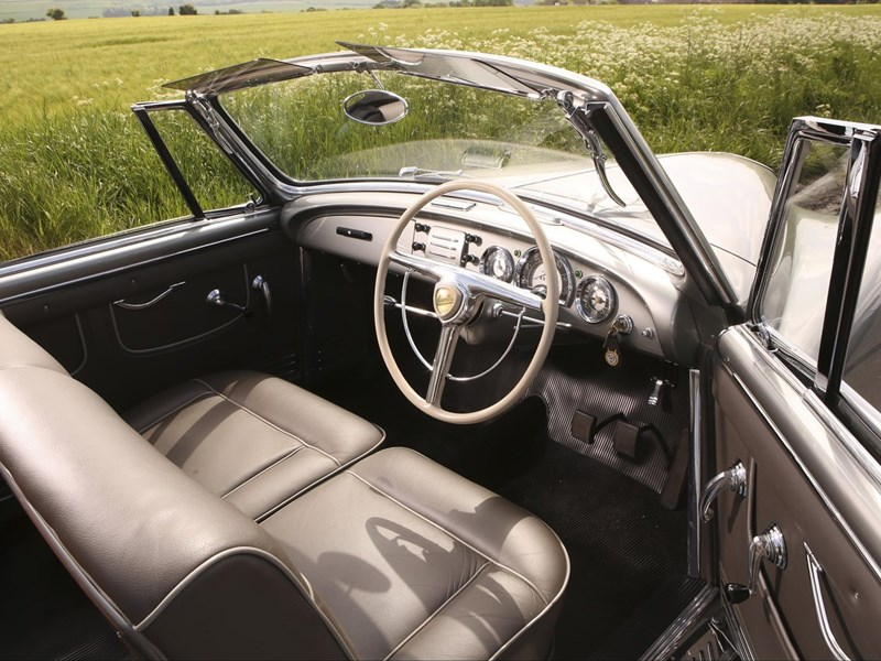 Lancia Aurelia for sale interior