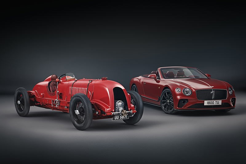 bentley 100 years 2