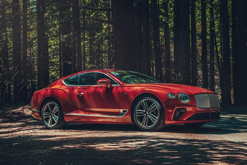 bentley continental gt 2