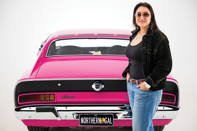 chrysler valiant vj charger northern gal