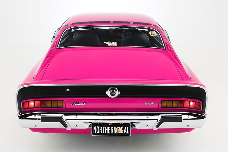 chrysler valiant vj charger rear 2