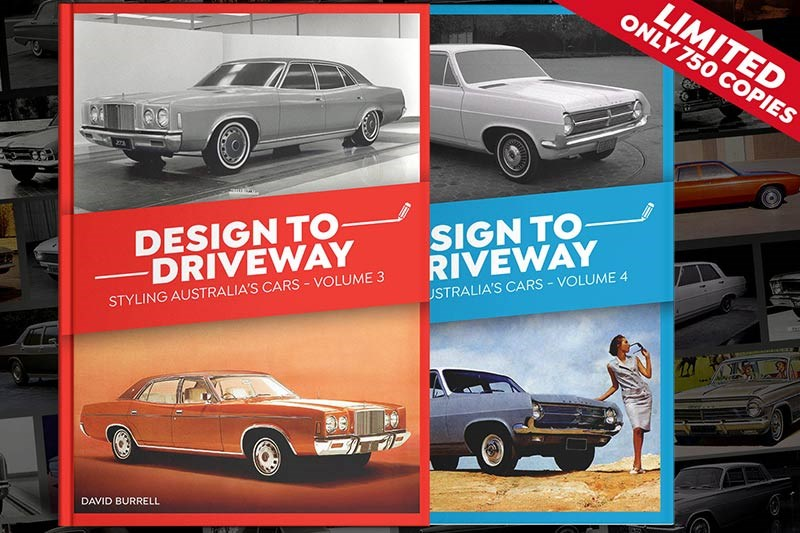 design to driveway book