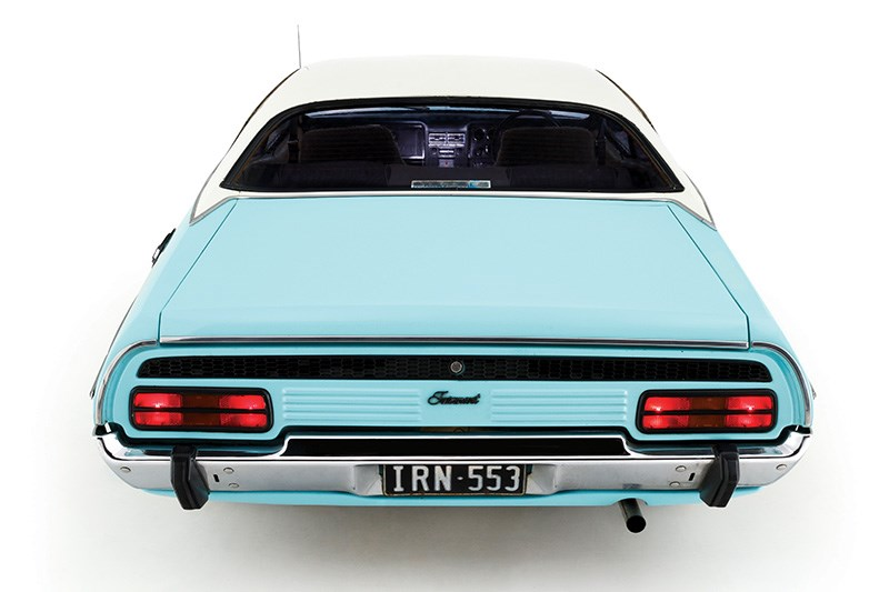 ford falcon xc rear