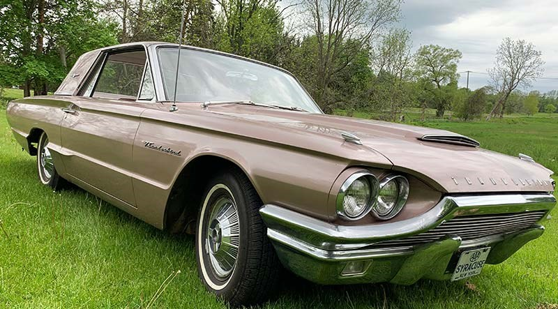ford thunderbird 3