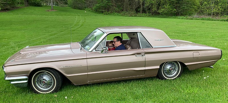 ford thunderbird 6