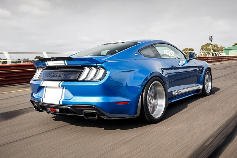shelby super snake ontrack 2