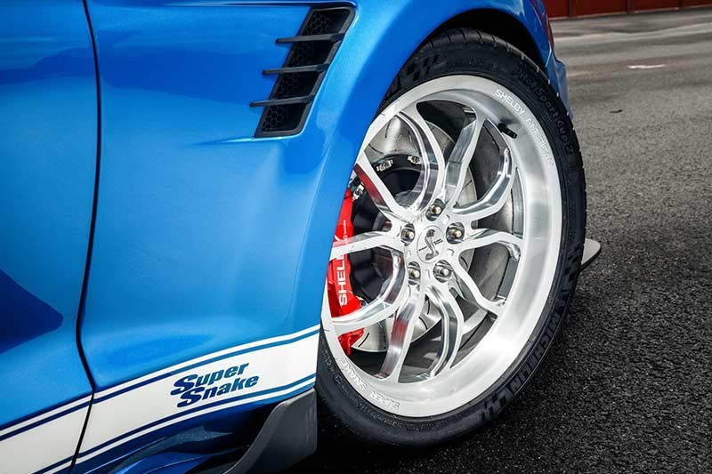 shelby super snake wheel