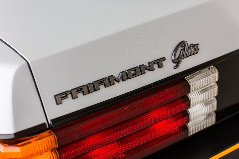 ford falcon esp tail lights
