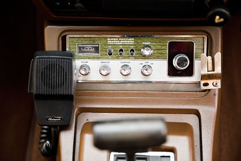 holden commodore vh console 2