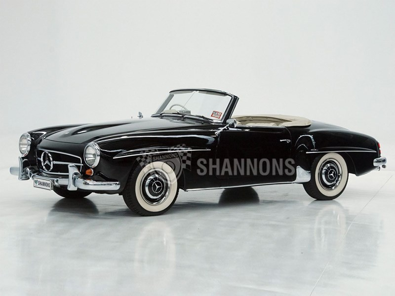 Shannons preview 190SL