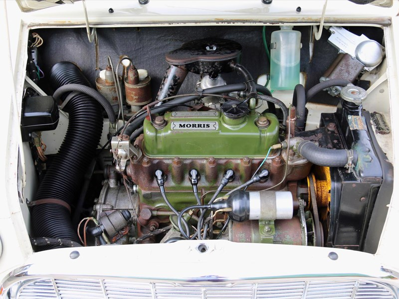 Worlds most original mini engine